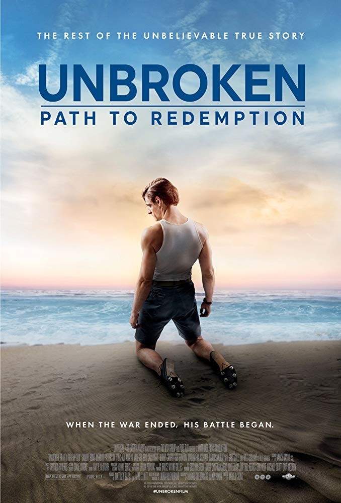 Unbroken Path to Redemption 2018 BRRip AC3 X264-iFT