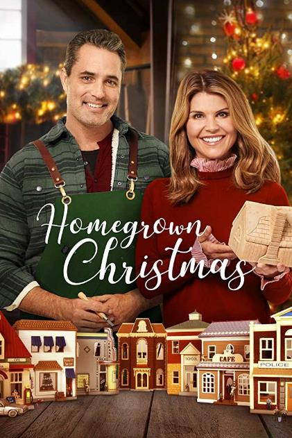 Homegrown Christmas Hallmark (2018) HDTV x264 - SHADOW