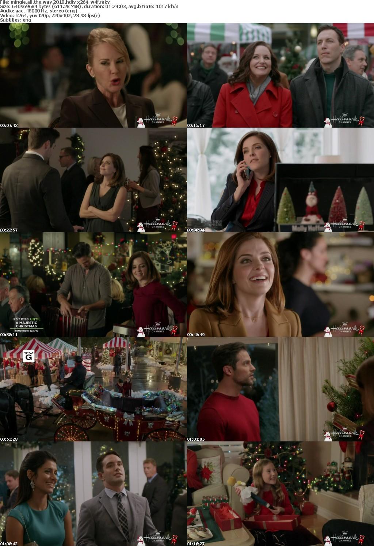 Mingle All The Way (2018) HDTV x264-W4Frarbg