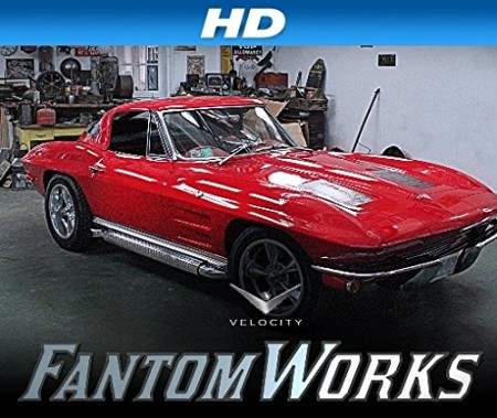 FantomWorks S09E02 Against the Grain WEB x264-CAFFEiNE