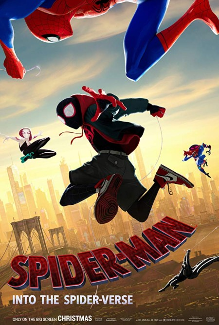 Spider-Man Into the Spider-Verse 2018 NEW HDCAM XViD AC3-ETRG
