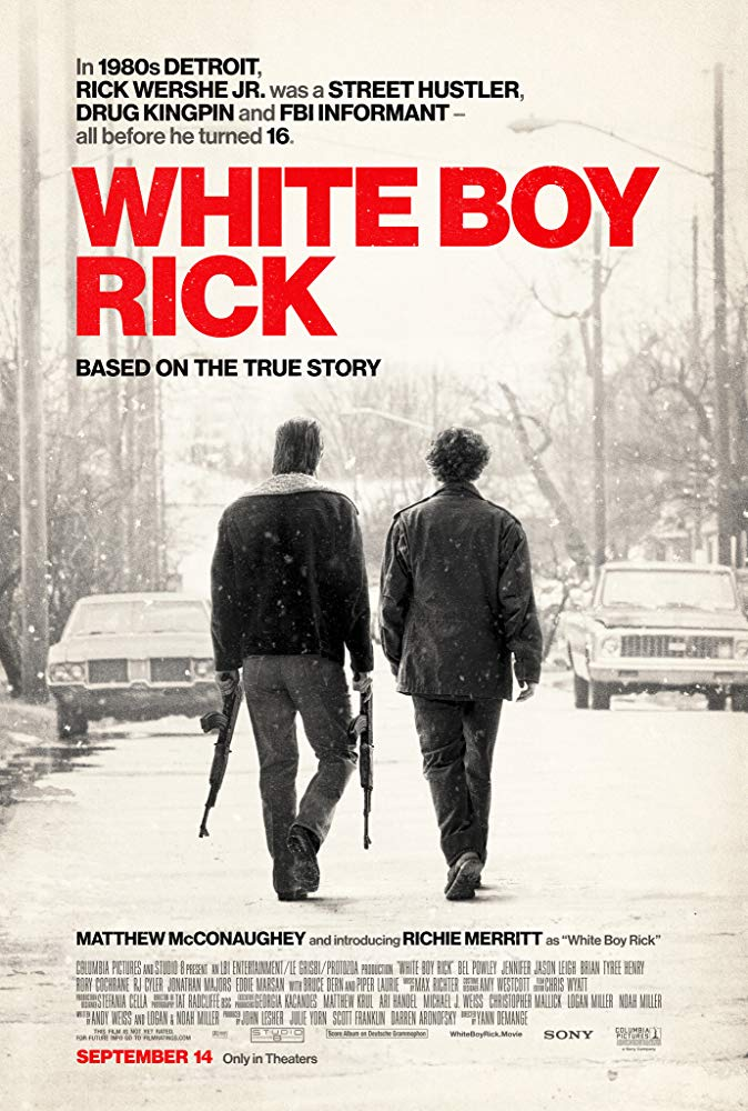 White Boy Rick 2018 720p BRRip x264 MkvCage