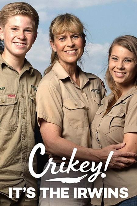 Crikey Its the Irwins S01E08 Roberts Baby Kangaroo 720p WEB x264-CAFFEiNE