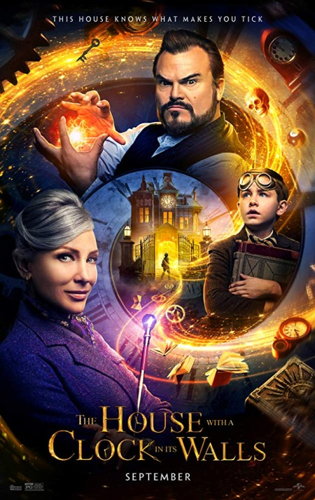 The House with a Clock in Its Walls 2018 BRRip XviD AC3-EVO