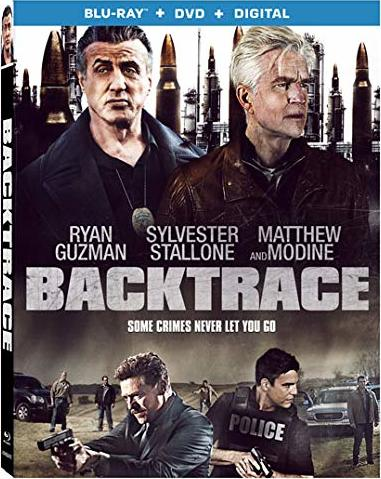Backtrace (2018) HDRip XviD AC3  EVO