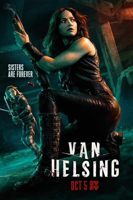 Van Helsing S03E11 Been Away 480p x264  mSD