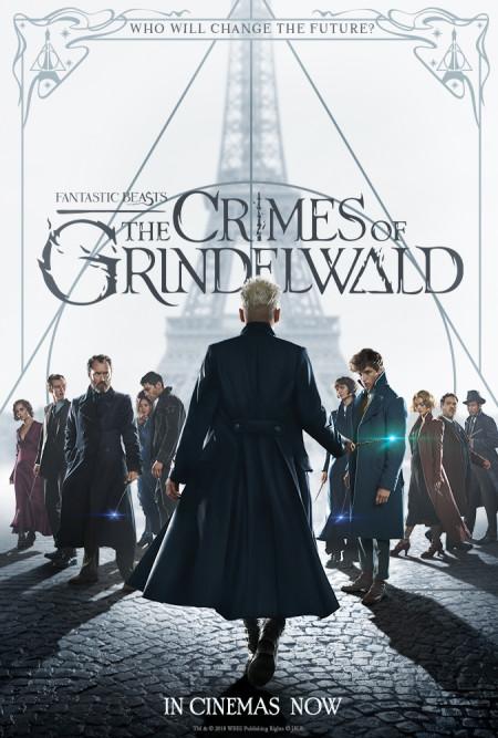 Fantastic Beasts The Crimes of Grindelwald 2018 720p HC HDRip x264 Dual Audio Hindi - English MW