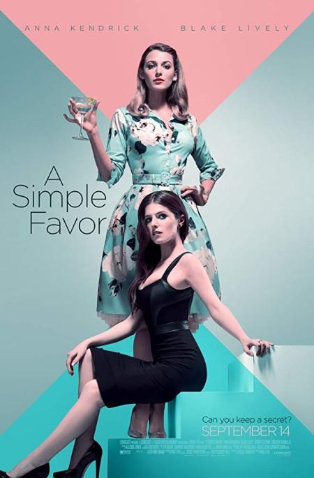 A Simple Favor 2018 1080p BluRay x264 DTS MW