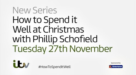 How To Spend It Well at Christmas With Phillip Schofield S02E03 WEB x264-KOMPOST