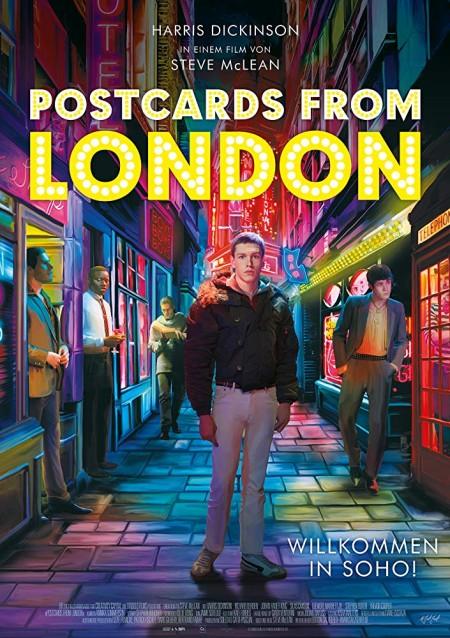 Postcards from London 2018 BRRip XviD AC3-EVO