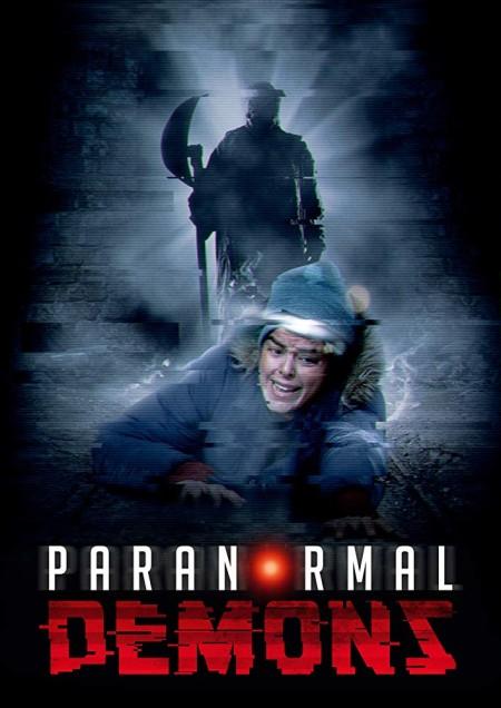 Paranormal Demons 2018 HDRip XviD AC3-EVO