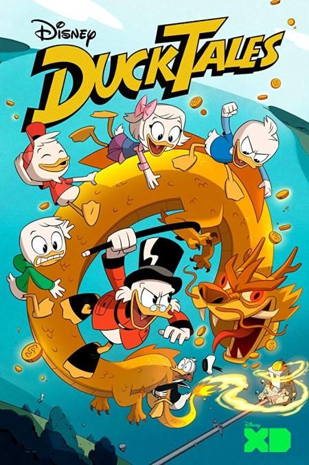 DuckTales (2017) S02E01 HDTV x264  W4F