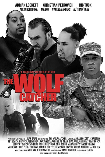 The Wolf Catcher 2018 1080p WEB-DL DD5 1 H264-CMRG