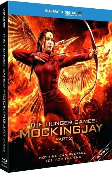 The Hunger Games Mockingjay Part 2 (2015) 720p BRRip x264 AAC-ETRG