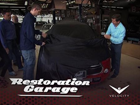 Restoration Garage S03E06 480p x264-mSD