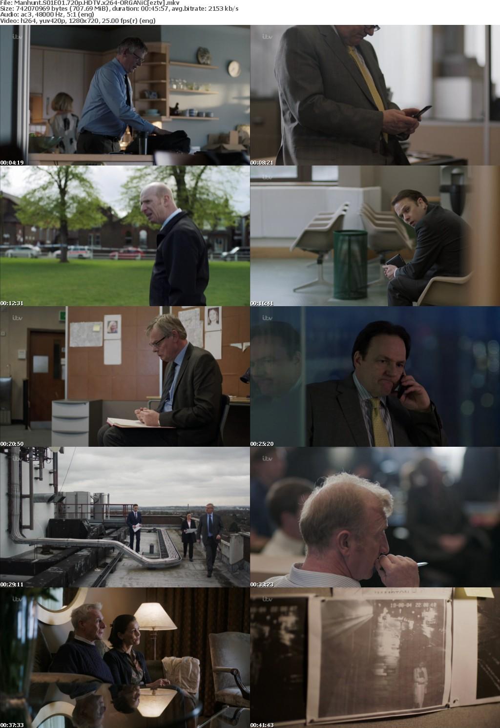 Manhunt S01E01 720p HDTV x264-ORGANiC
