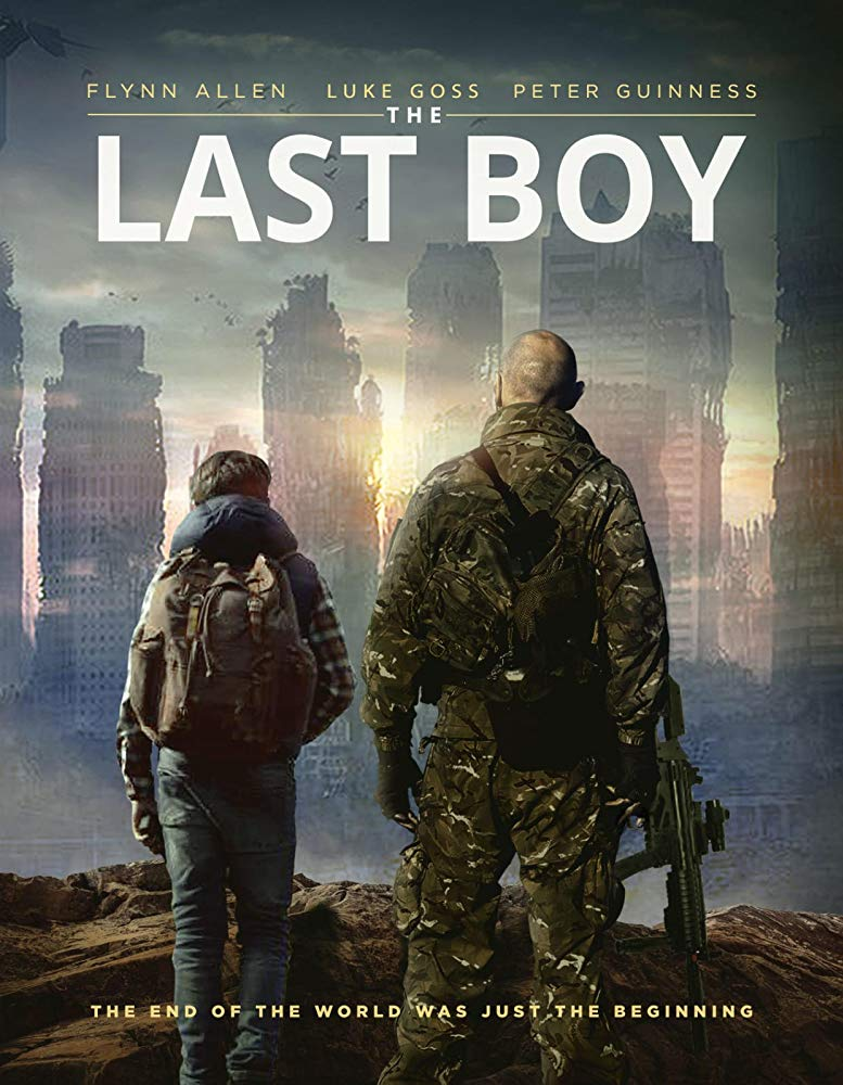 The Last Boy 2019 HDRip XviD AC3-EVO