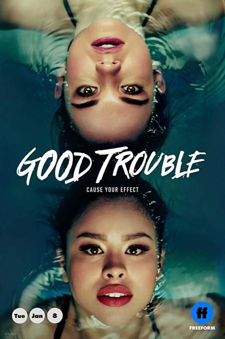 Good Trouble S01E01 DTLA 720p HDTV x264-CRiMSON