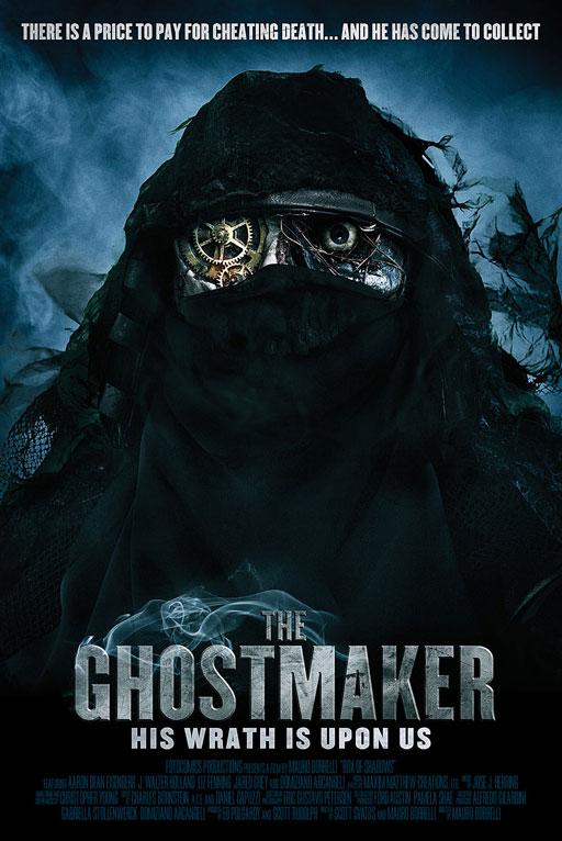 The Ghostmaker 2012 BRRip XviD MP3-XVID