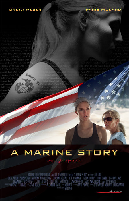 A Marine Story (2010) 1080p BluRay H264 AAC-RARBG