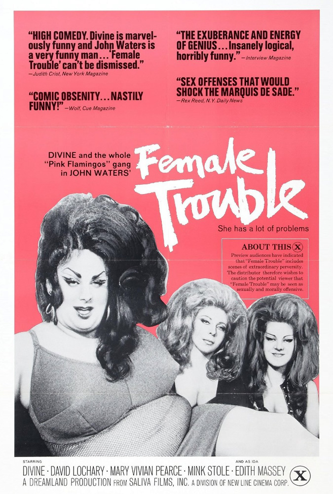 Female Trouble 1974 720p BluRay x264-x0r
