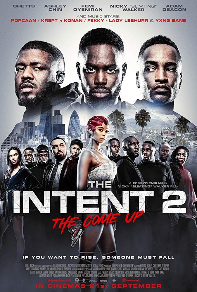 The Intent 2 The Come Up 2018 1080p WEB-DL H264 AC3-EVO[EtHD]