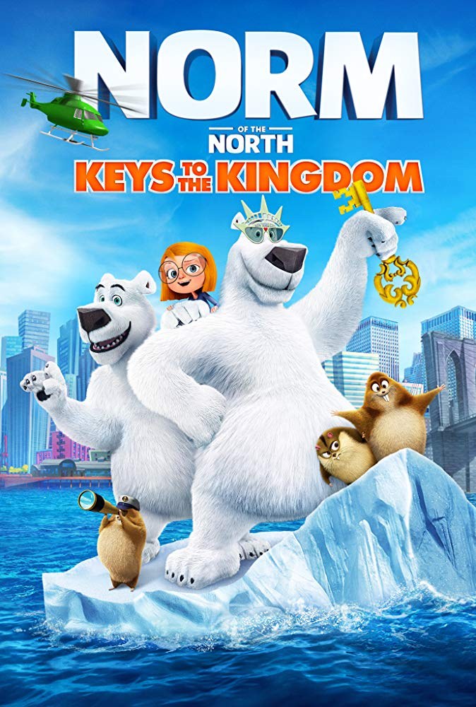 Norm of the North 2 Keys to the Kingdom 2018 1080p WEB-DL DD5 1 H264-FGT