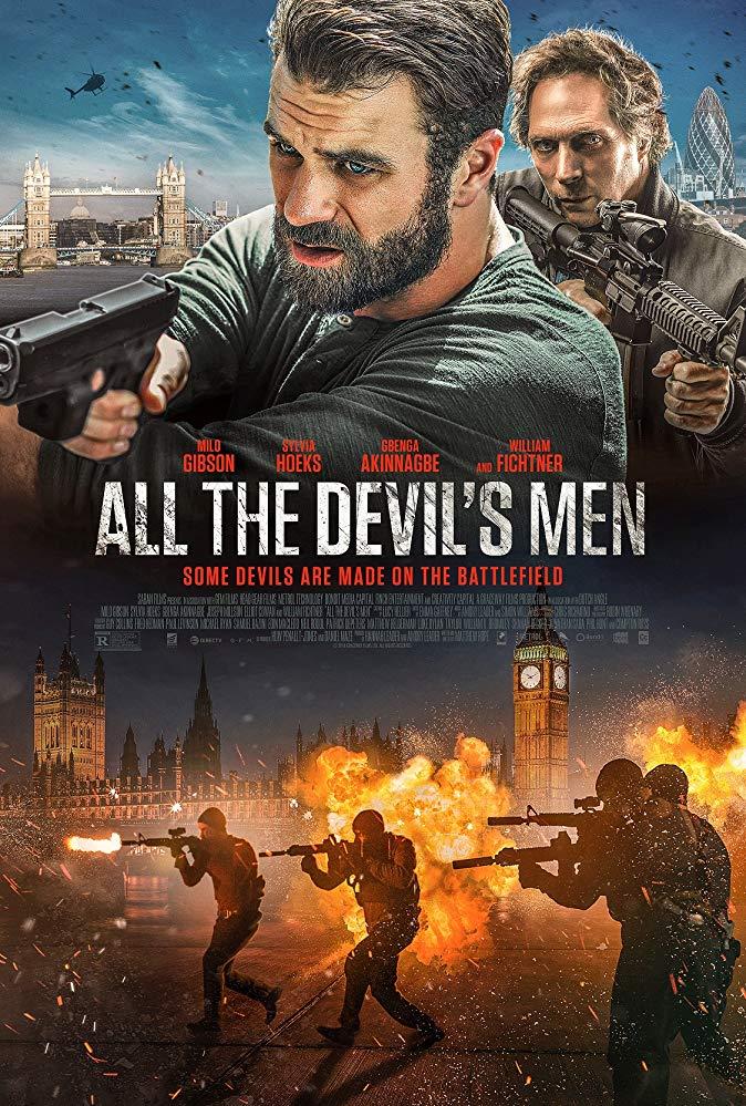 All The Devils Men 2018 720p BRRip XviD AC3-XVID