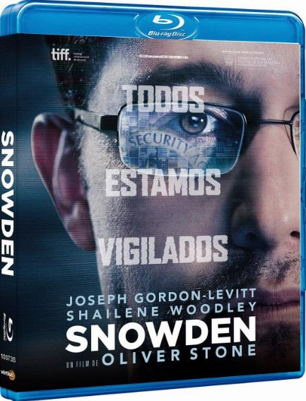 Snowden (2016) 720p BluRay H264 AAC-RARBG