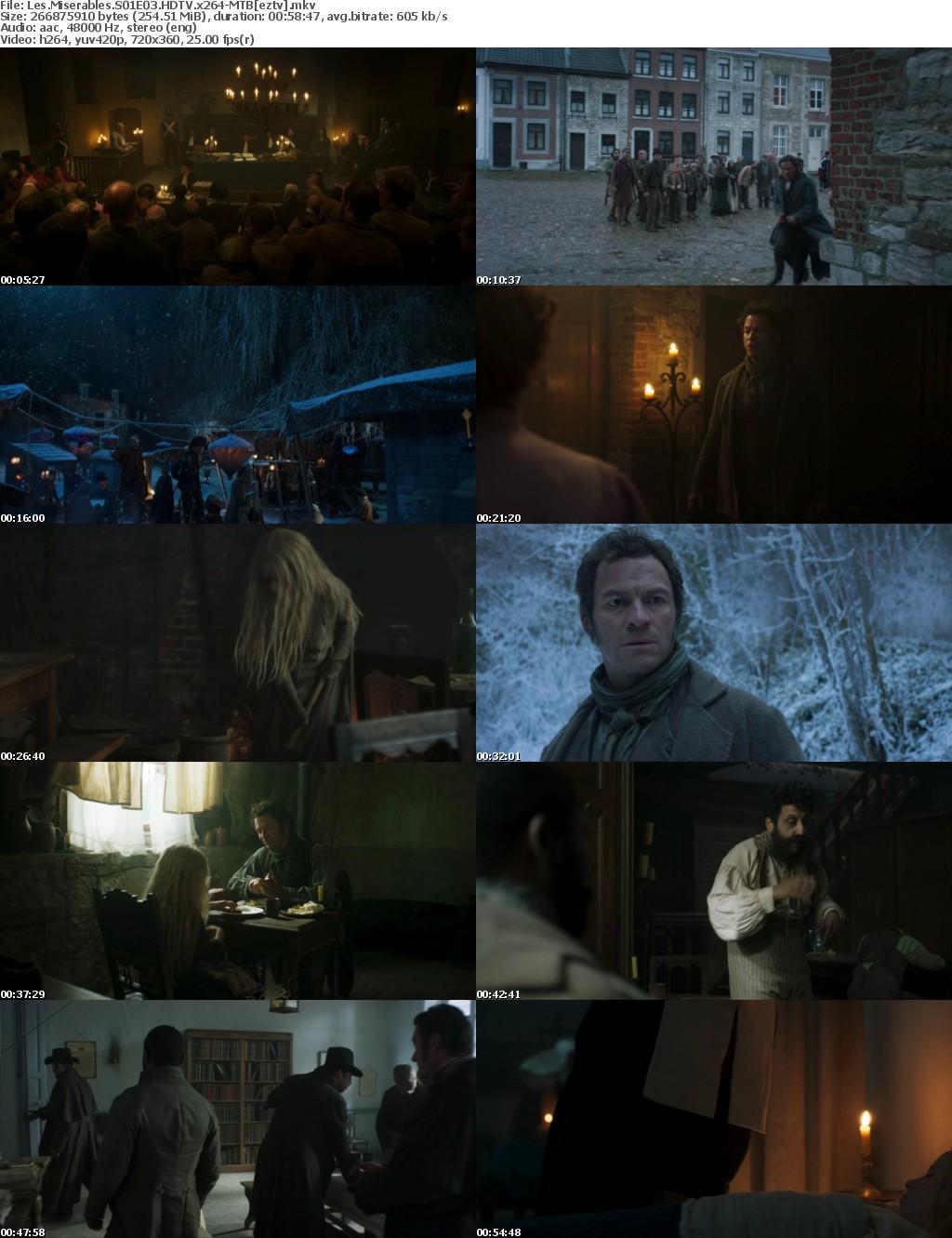 Les Miserables S01E03 HDTV x264-MTB