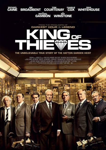 King of Thieves 2018 720p WEB-DL XviD AC3-FGT