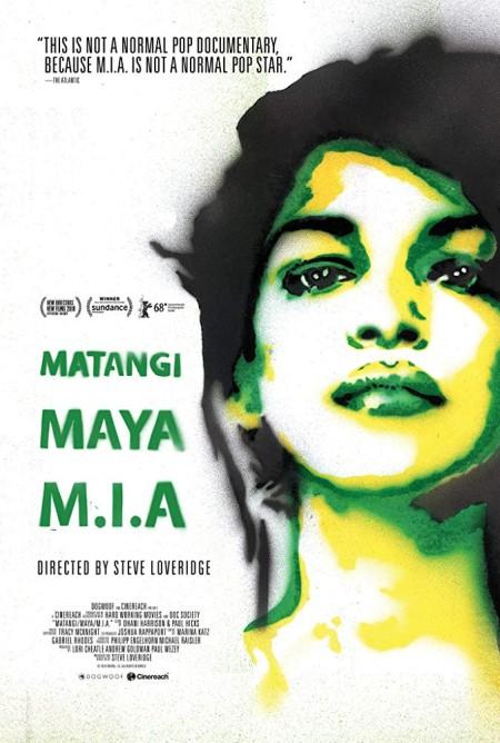 Matangi Maya M I A 2018 1080p BluRay H264 AAC-RARBG