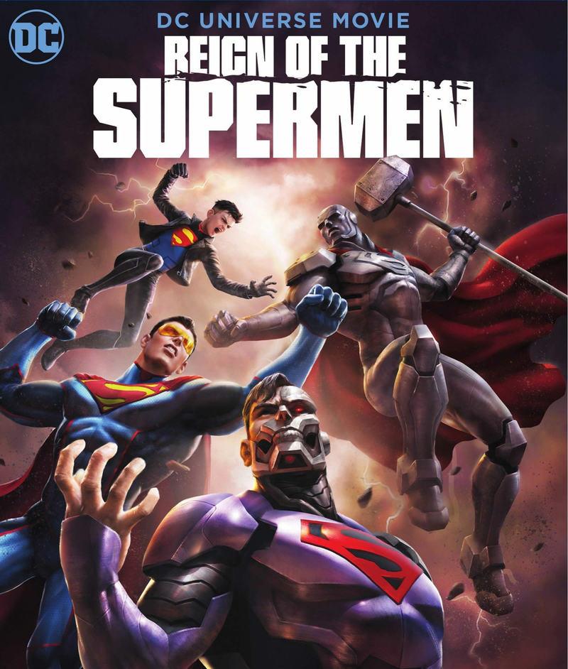 Reign of the Supermen 2019 HDRip XviD AC3-EVO[TGx]