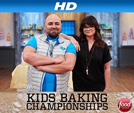 Kids Baking Championship S06E02 Spots and Stripes Forever 720p WEBRip x264-CAFFEiNE