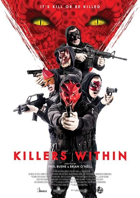 Killers Within 2019 HDRip XviD AC3-EVO