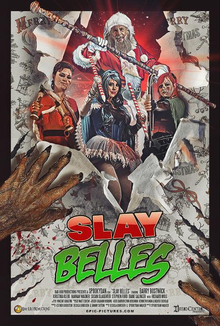 Slay Belles (2018) WEB-DL XviD AC3-FGT