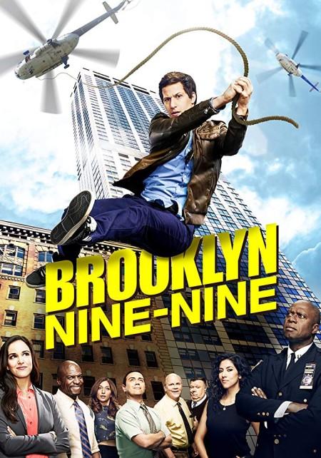 Brooklyn Nine-Nine S06E02 Hitchcock and Scully 720p AMZN WEB-DL DDP5 1 H 264-NTb