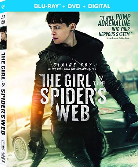 The Girl in the Spiders Web (2018) Dual Audio 1080p BluRay Hindi Org BD 5.1 640 K...