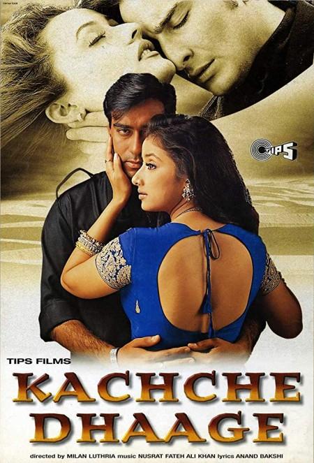 Kachche Dhaage (1999) Hindi 720p WEB-HD x264 AC3-Sun George