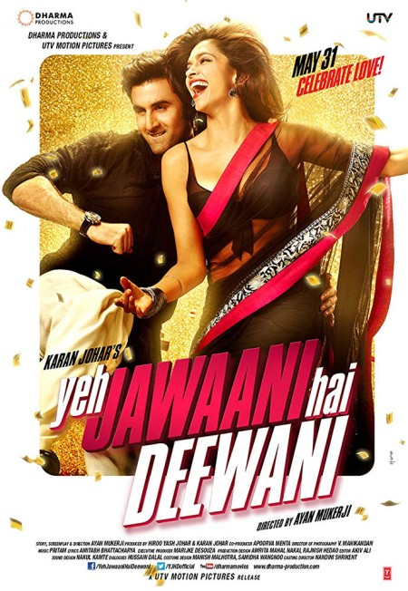 Yeh Jawaani Hai Deewani (2013) Hindi 720p BluRay x264 AC3 5 1 ESub-Sun George (Requested)