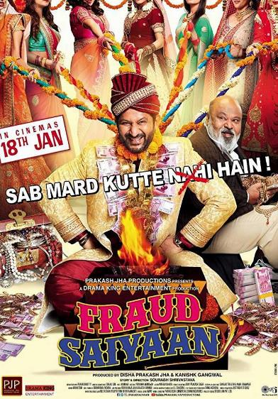Fraud Saiyyan (2019) Hindi HQ pCAMRip x264 AAC 700MB-MovCr