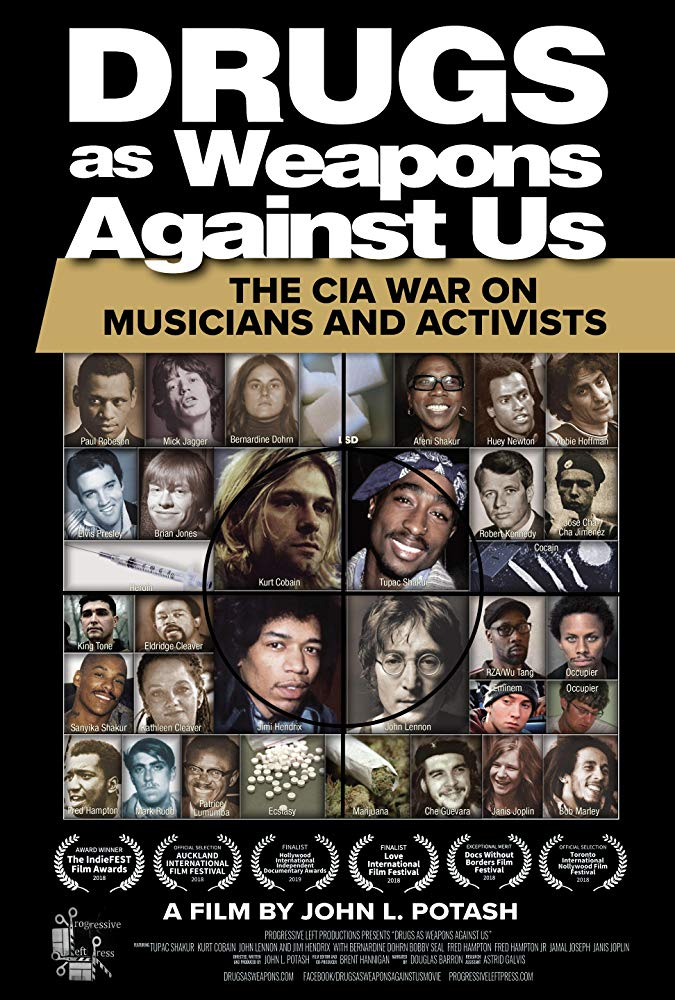 Drugs as Weapons Against Us The CIA War on Musicians and Activists 2018 WEBRip x264-ION10