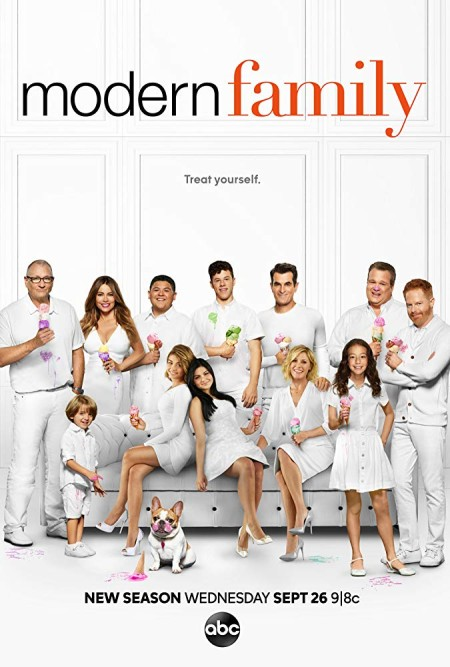 Modern Family S10E14 720p HDTV x265-MiNX