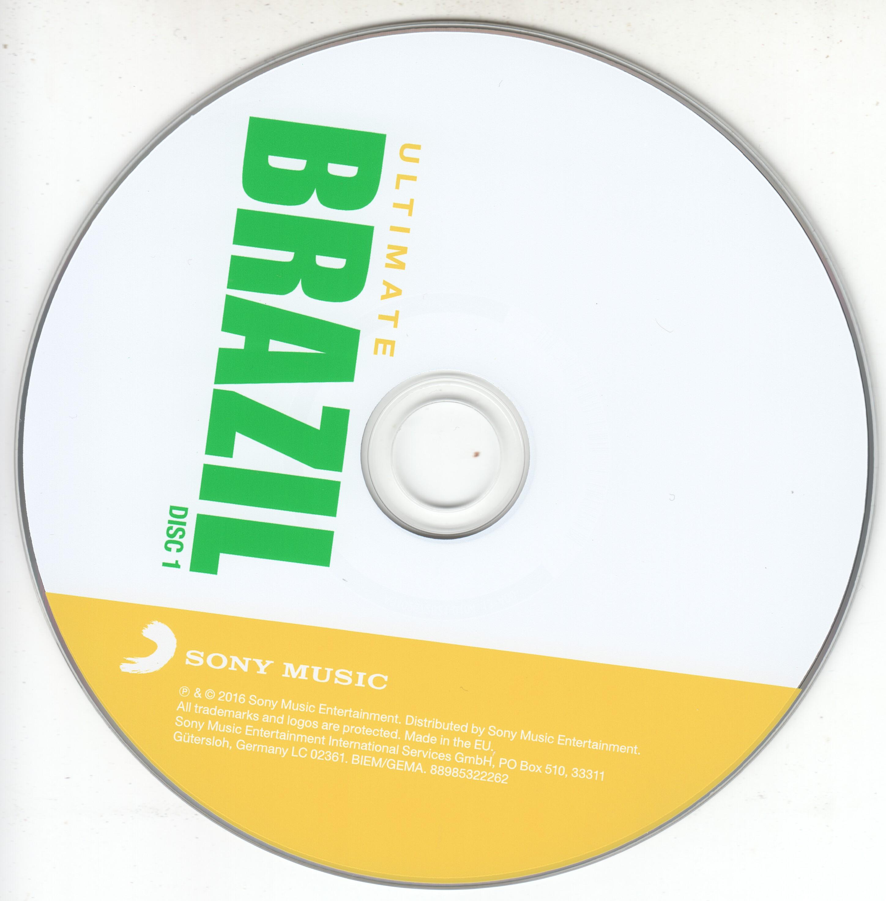 VA - Ultimate Brazil - 4-CD-(2016)-[FLAC]-[TFM]