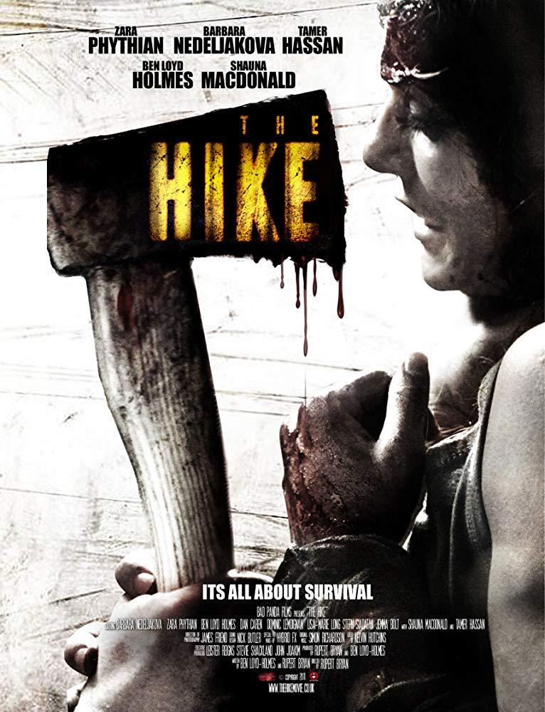 The Hike 2011 BRRip XviD MP3-XVID