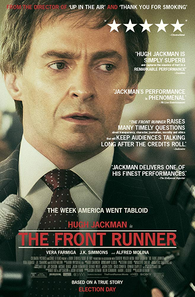 The Front Runner 2019 720p BRRip X264 AC3-EVO