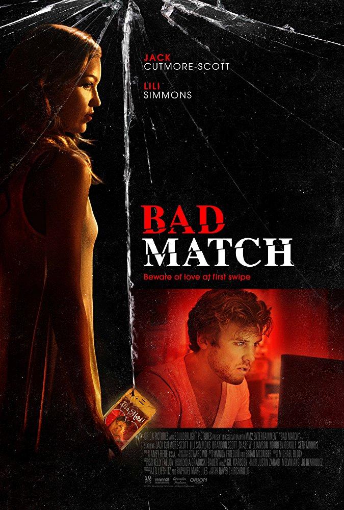 Bad Match 2017 BRRip XviD MP3-XVID