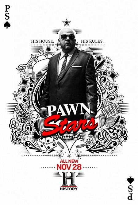 Pawn Stars S12E24 Longshot Pawn iNTERNAL HDTV x264-W4F