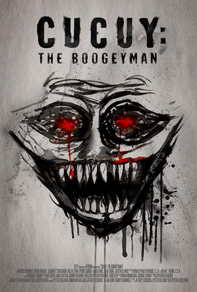 Cucuy The Boogeyman 2018 WEB-DL XviD MP3-FGT