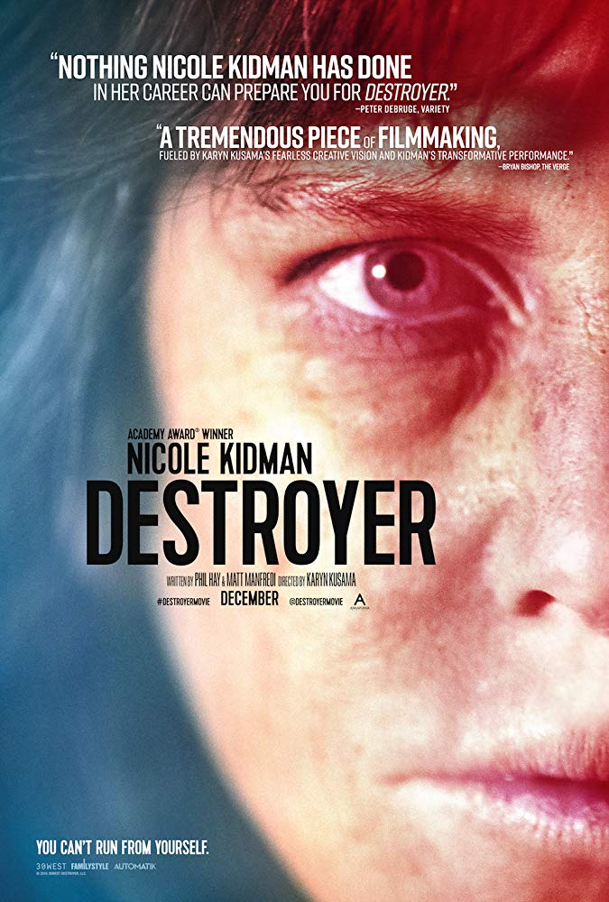 Destroyer 2018 DVDSCR XviD B4ND1T69